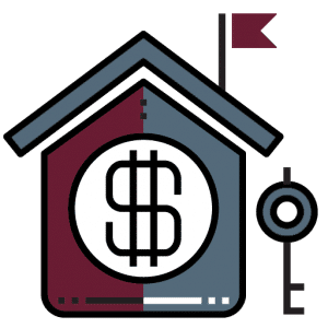 Real Estate Financing Icon