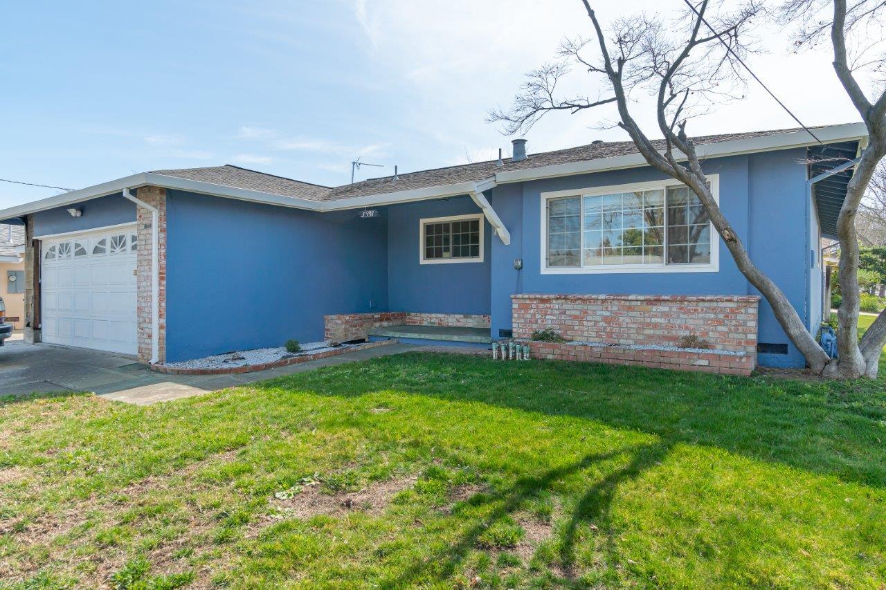 Sold |  3597 Beckworth Drive - Napa, CA