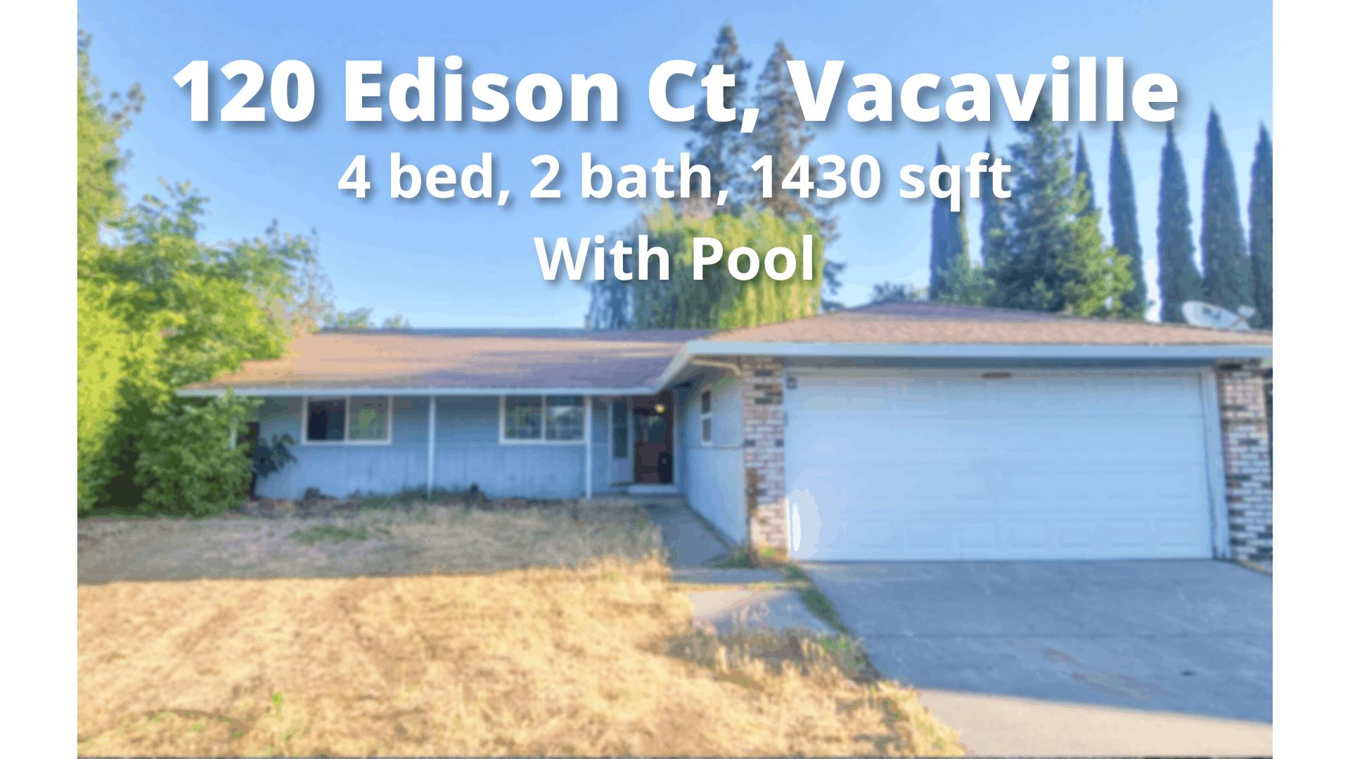 120 Edison Ct, Vacaville Photo main